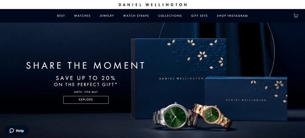 Daniel Wellington Top Watch Brands for Women in Singapore