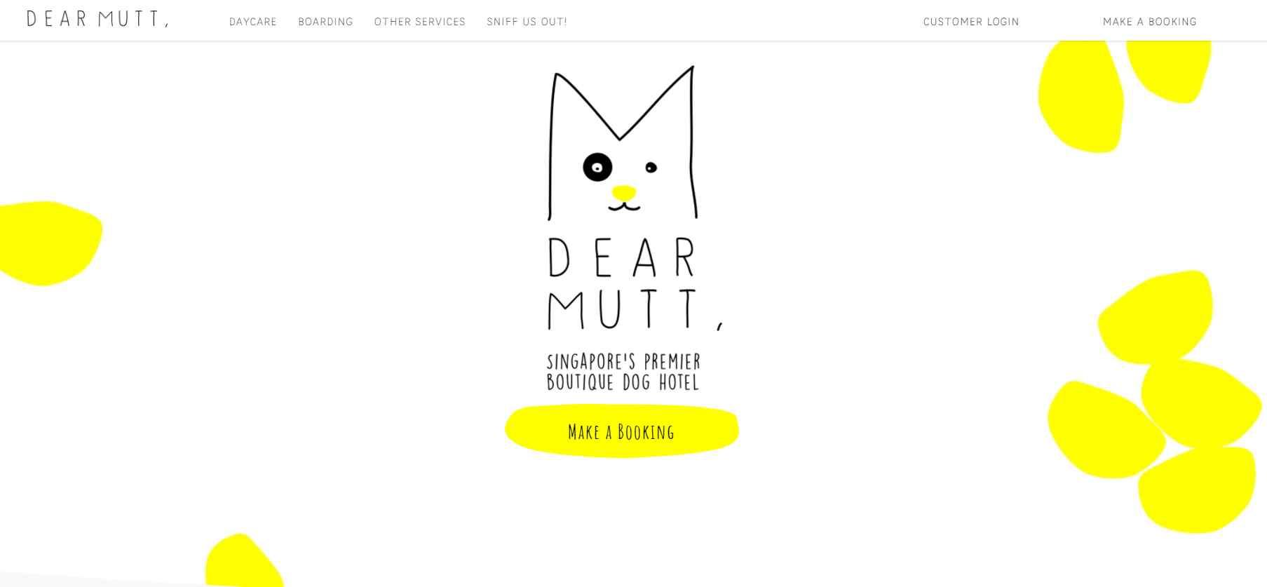 Dear Mutt Top Pet Hotels in Singapore