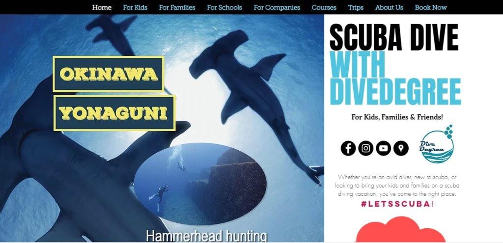Dive Degree Top Scuba Diving Schools in Singapore