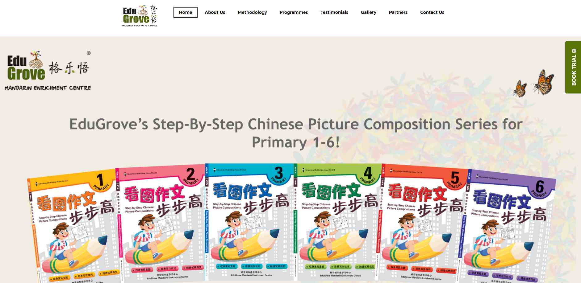 Edu Grove Top Chinese Tuition in Singapore