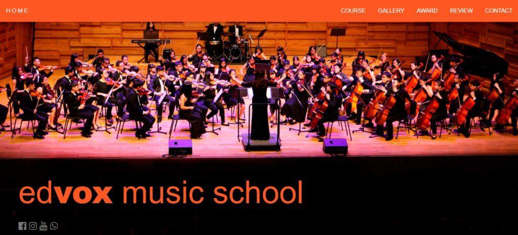 Edvox Top Piano Lessons in Singapore
