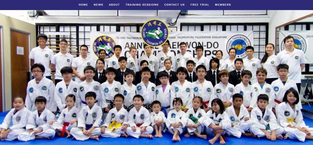 Island Taekwondo Top Taekwondo Classes in Singapore
