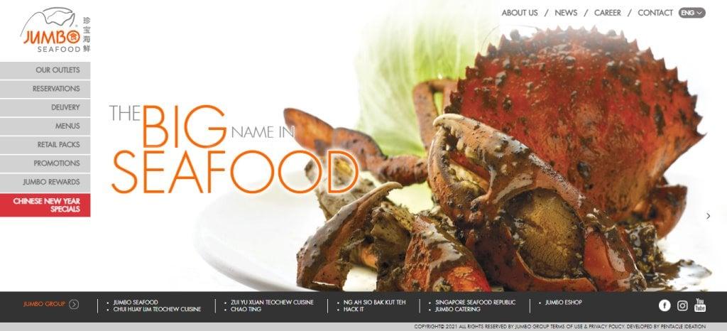 Jumbo Seafood Top Seafood Restaurants in Singapore