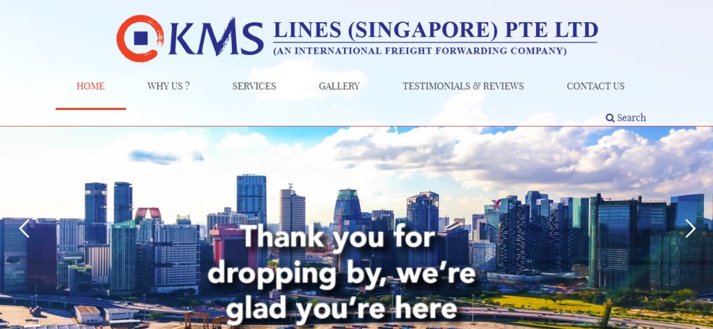KMS Top Freight Forwarding Companies in Singapore