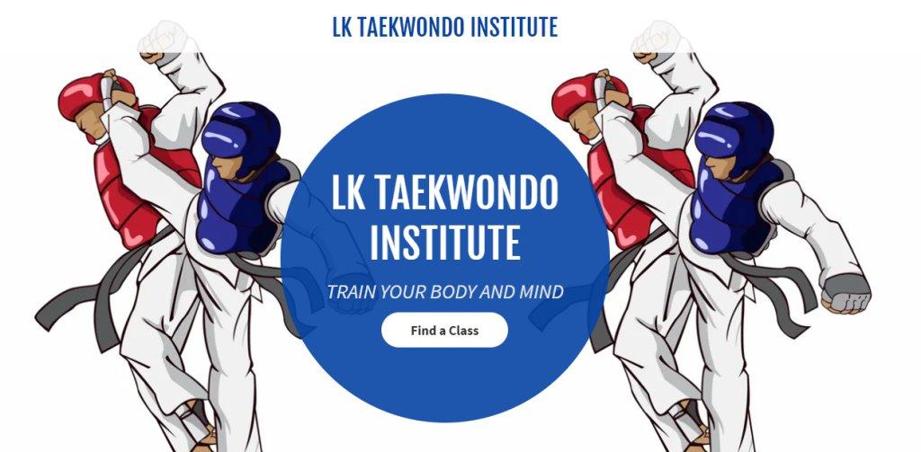 LK Taekwondo Top Taekwondo Classes in Singapore