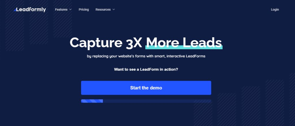 Leadformly Landing Page Optimisation in Singapore
