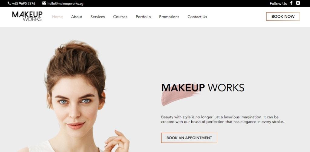 Makeup Pros Top Bridal Makeup Studios in Singapore