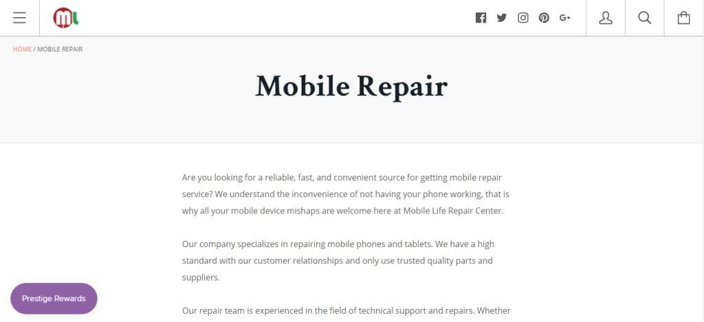 Mobile Repair Top Phone Repair Services in Singapore