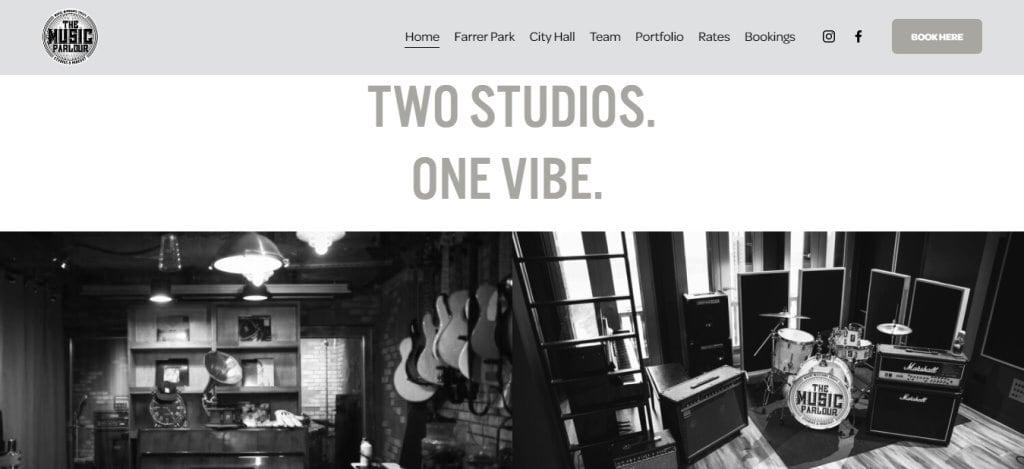 Music Parlour Top Music Studios in Singapore