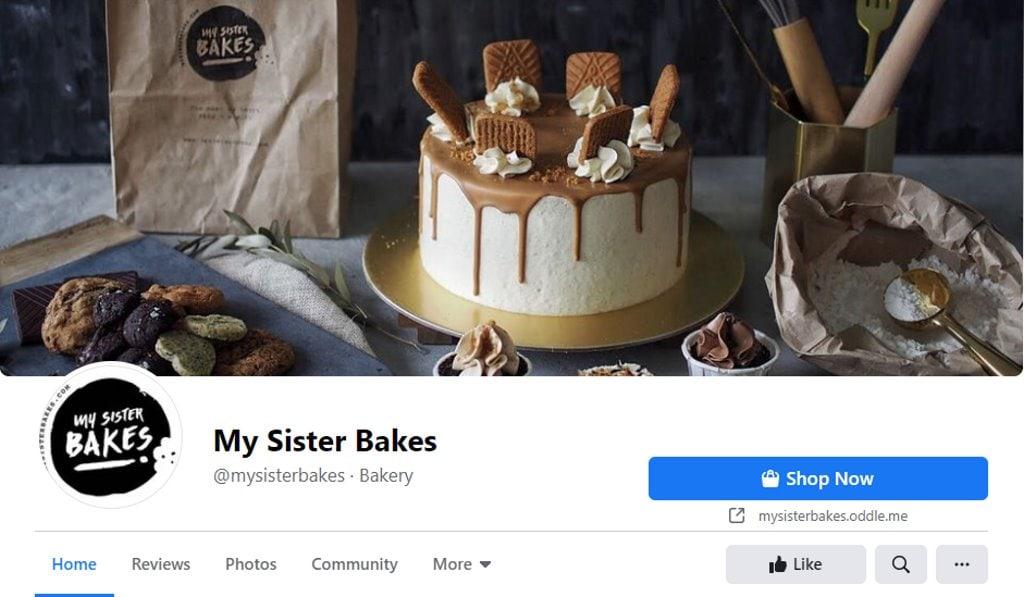 My Sister Bakes Top Wedding Cake Bakeries in Singapore