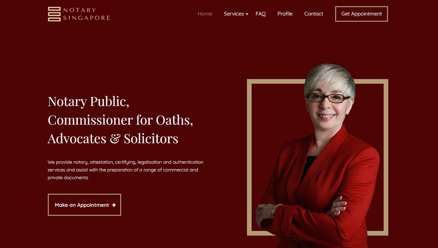 Notary Singapore Top Notary Public in Singapore