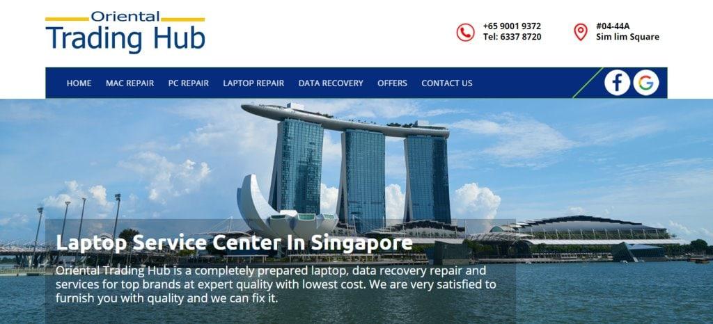 OT Hub Top Laptop Repair in Singapore