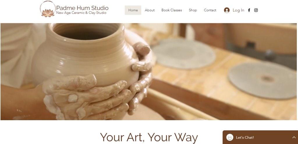 Padme Hum Studio Top Pottery Studios in Singapore