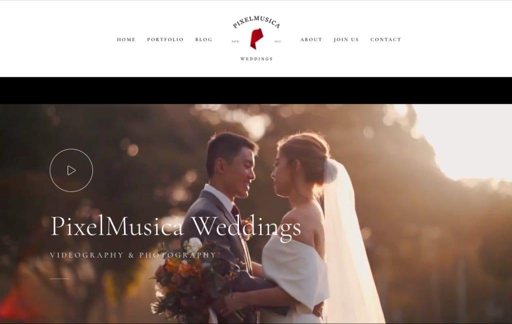 PixelMusica Weddings