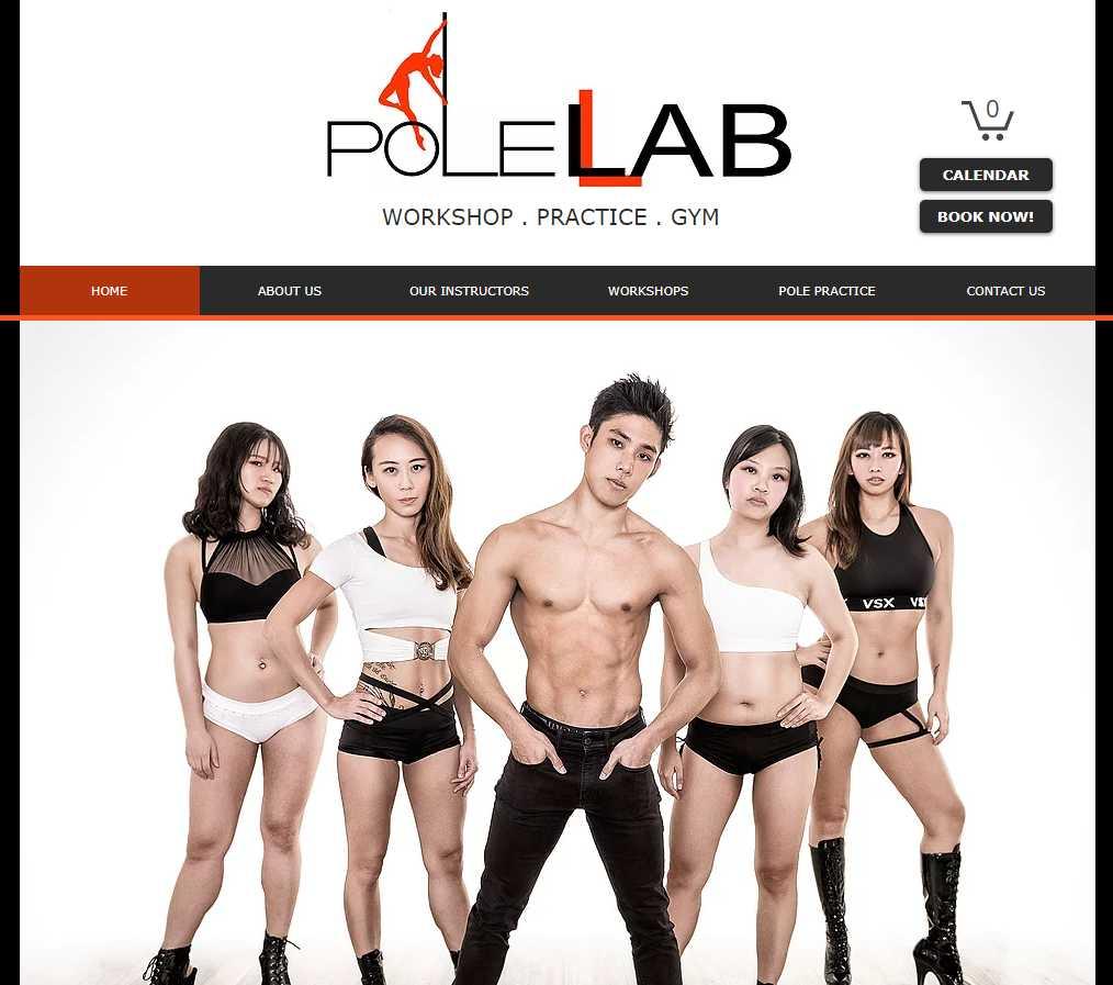 Pole Lab Top Pole Dance Classes in Singapore