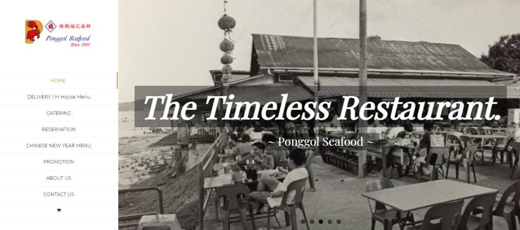Ponggol Seafood Top Seafood Restaurants in Singapore