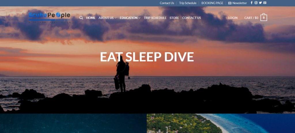 Scuba People Top Scuba Diving Schools in Singapore