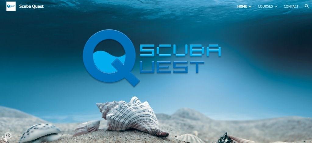 Scuba quest Top Scuba Diving Schools in Singapore