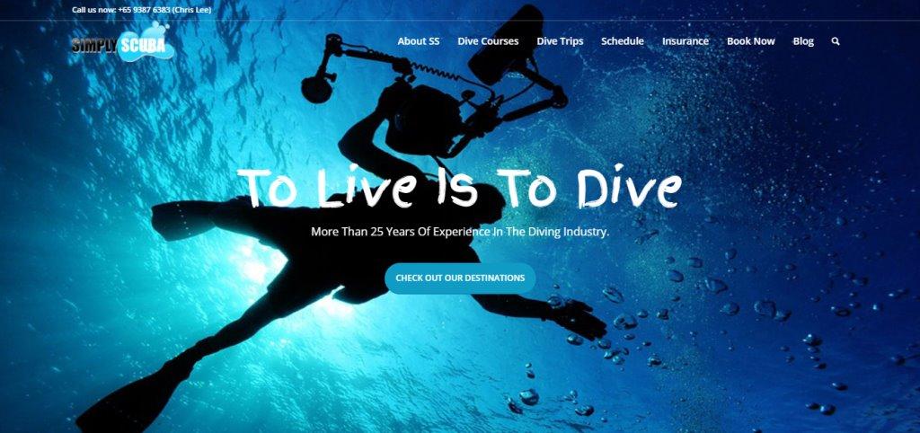Simply Scuba Top Scuba Diving Schools in Singapore