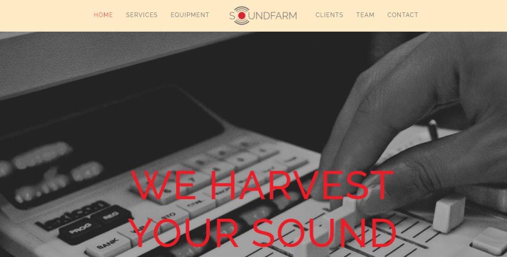 Sound Farm Top Music Studios in Singapore