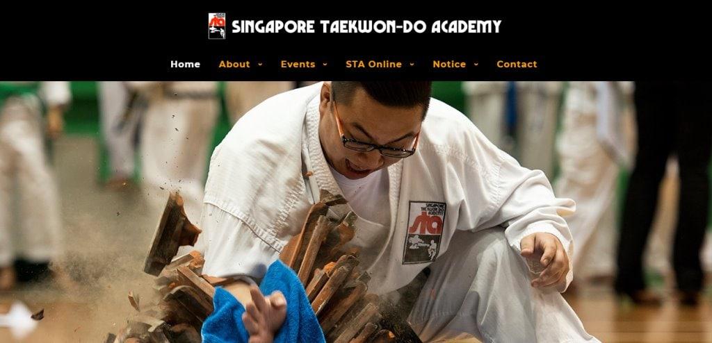 TKD sg Top Taekwondo Classes in Singapore