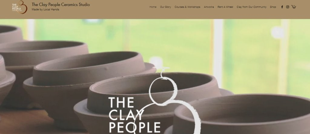 The Clay People Top Pottery Studios in Singapore
