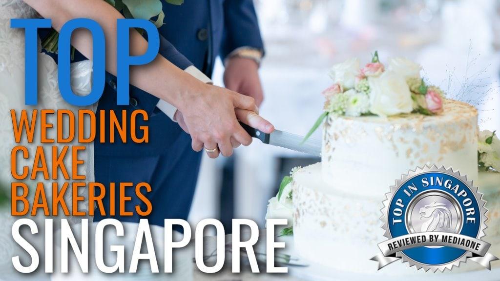 Top Wedding Cake Bakeries in Singapore
