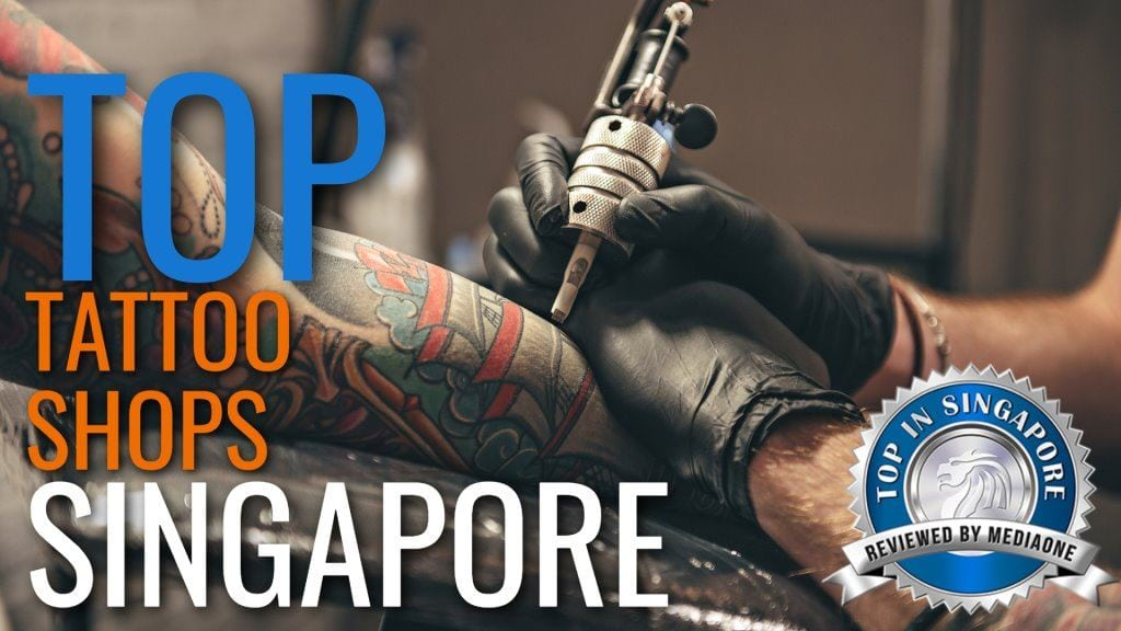 Top Tattoo Shops in Singapore