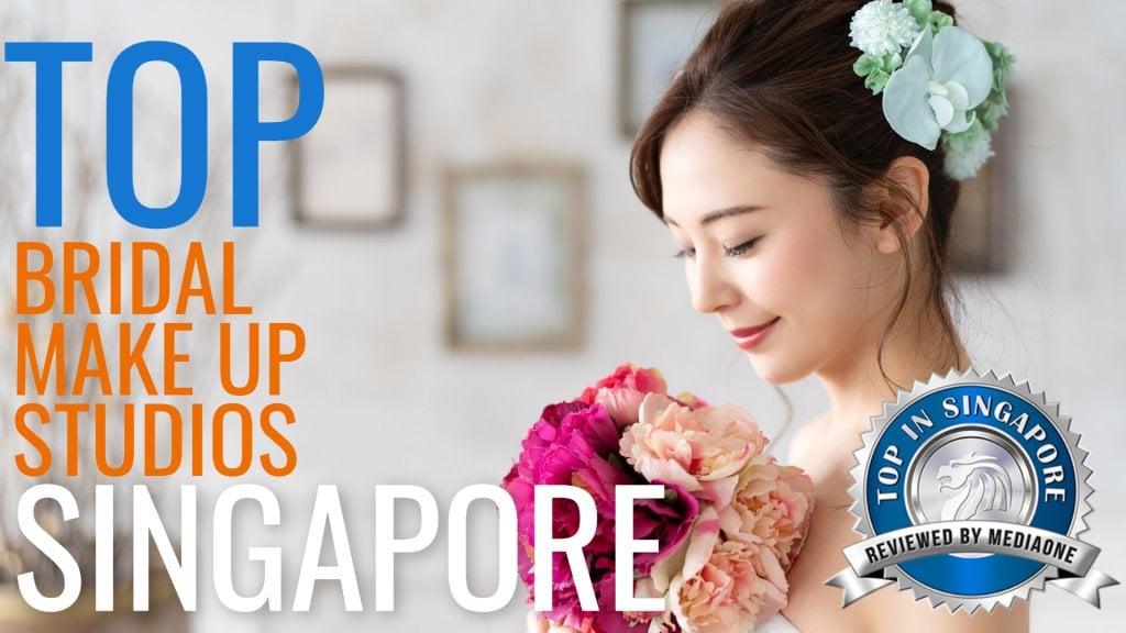 Top Bridal Makeup Studios in Singapore