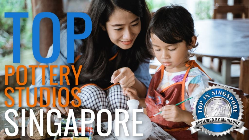 Top Pottery Studios in Singapore