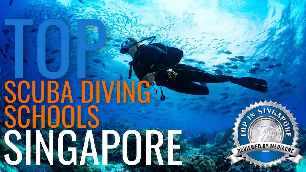 Top Scuba Diving Schools in Singapore