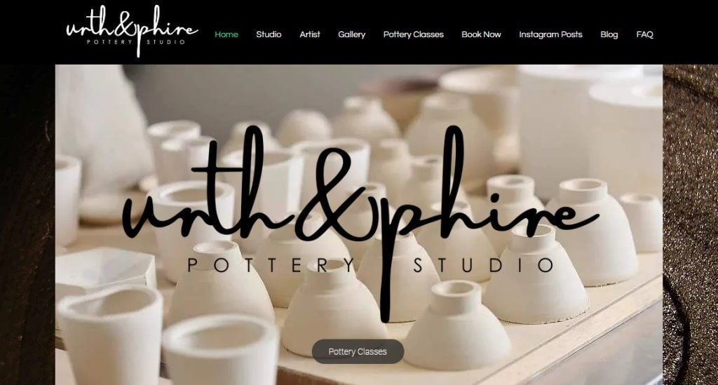 Uppottery Top Pottery Studios in Singapore