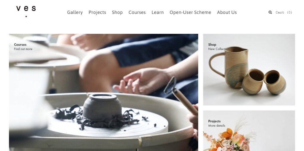 Ves Top Pottery Studios in Singapore