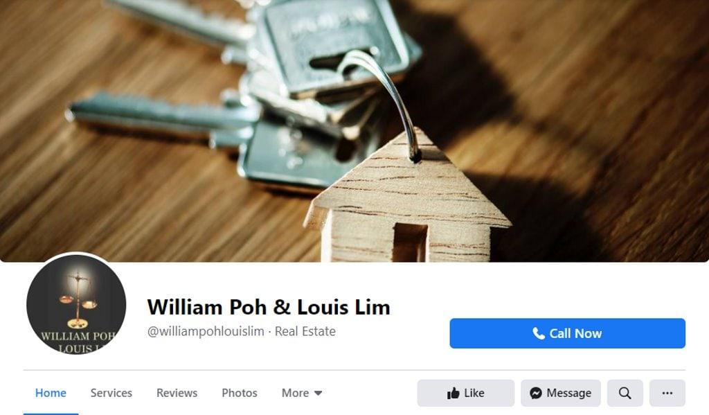 William Louis Top Notary Singapore