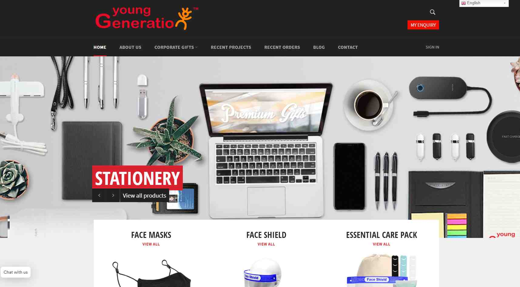 Young Generation Top Corporate Gift Shops in Singapore