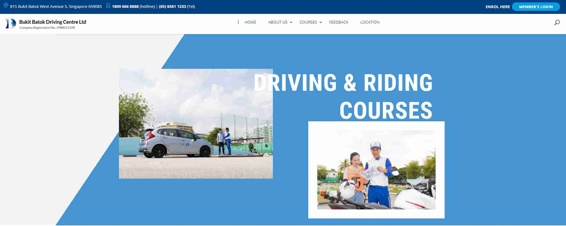 bbdc Top Driving Schools in Singapore