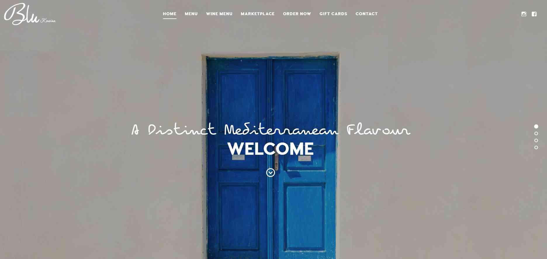 blu kouzina Top Mediterranean Restaurants in Singapore