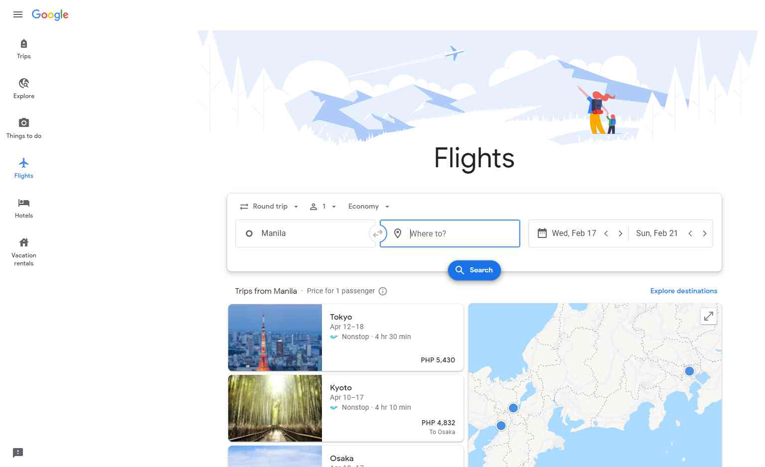 google flights Top Flight Booking Websites in Singapore
