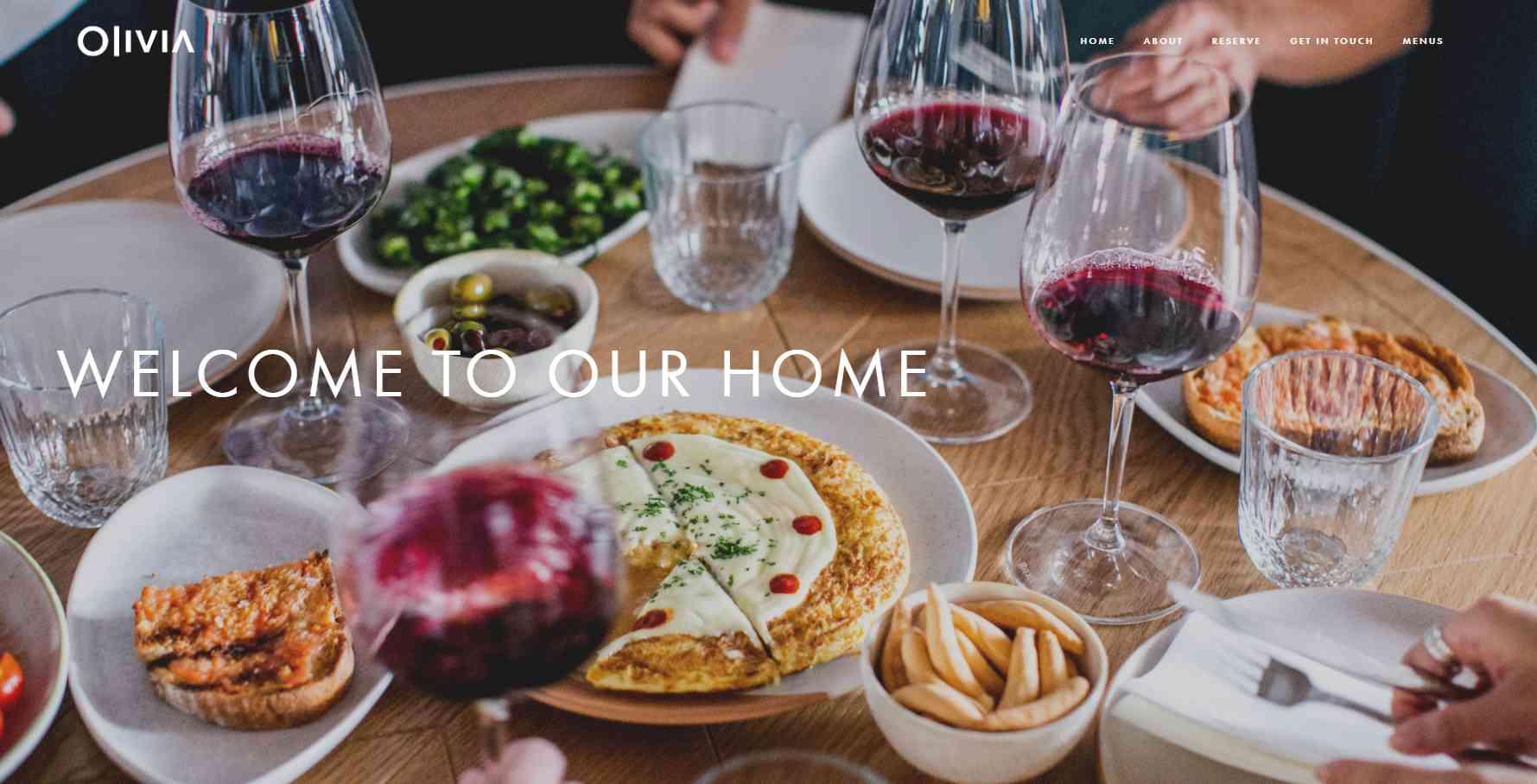 olivia Top Mediterranean Restaurants in Singapore