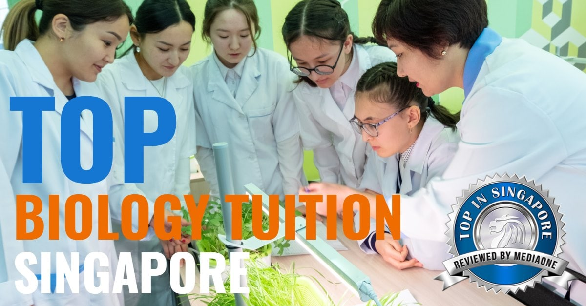 top biology tuition singapore