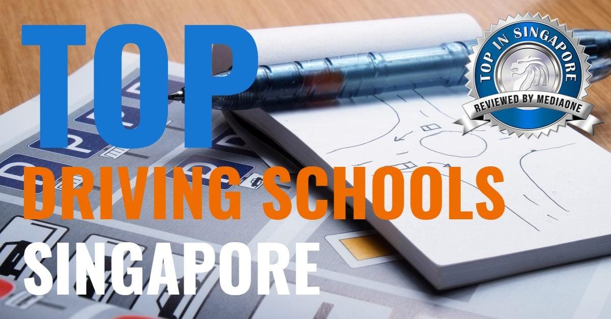 top driving schools in singapore