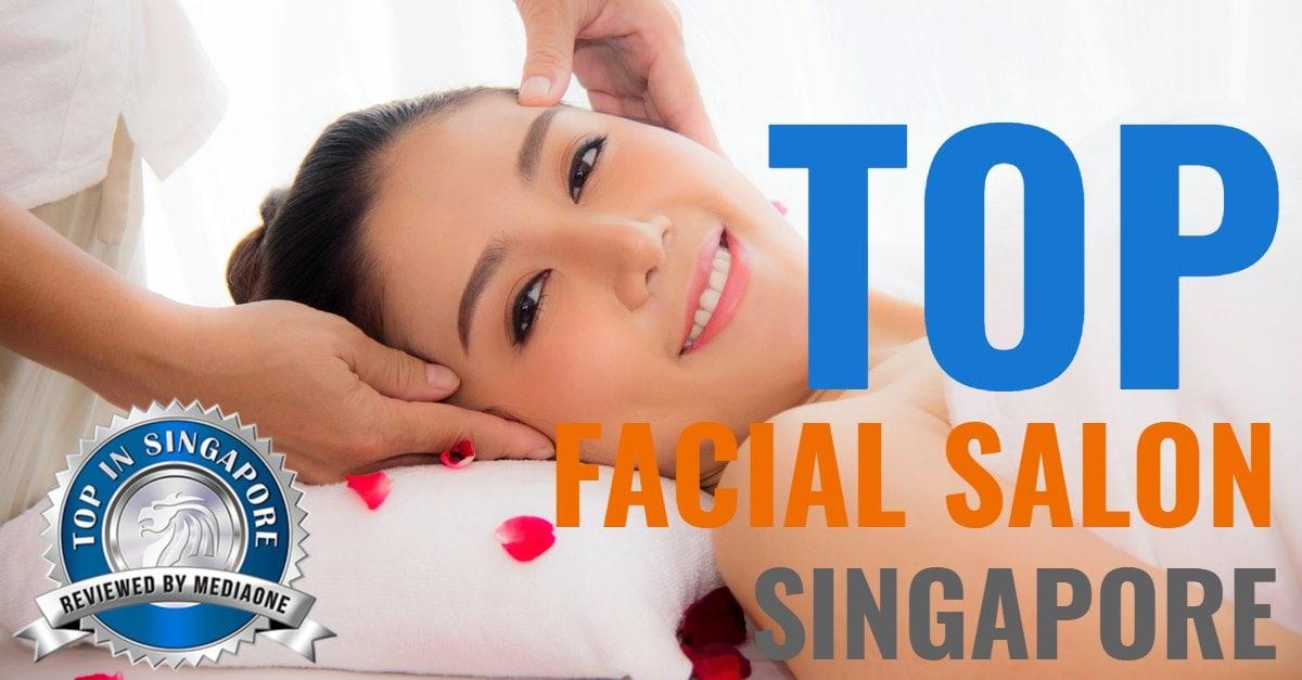 top facial salon in singapore