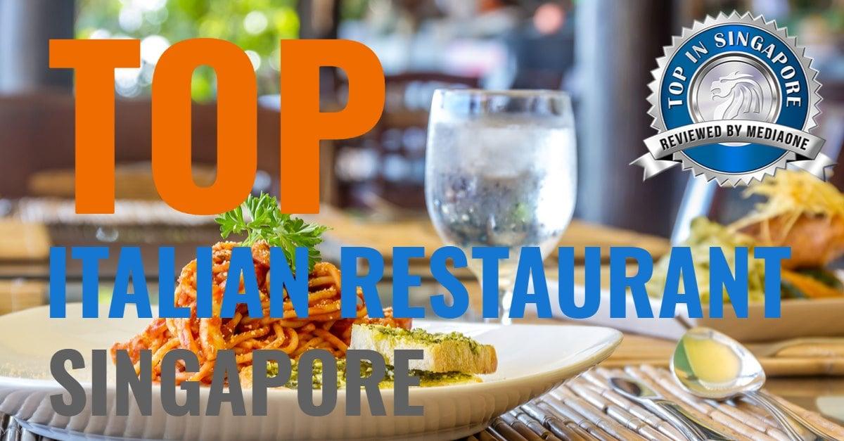 top italian restaurant in singapore