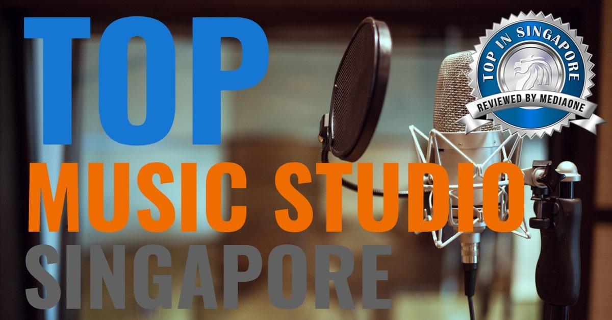 top music studio singapore