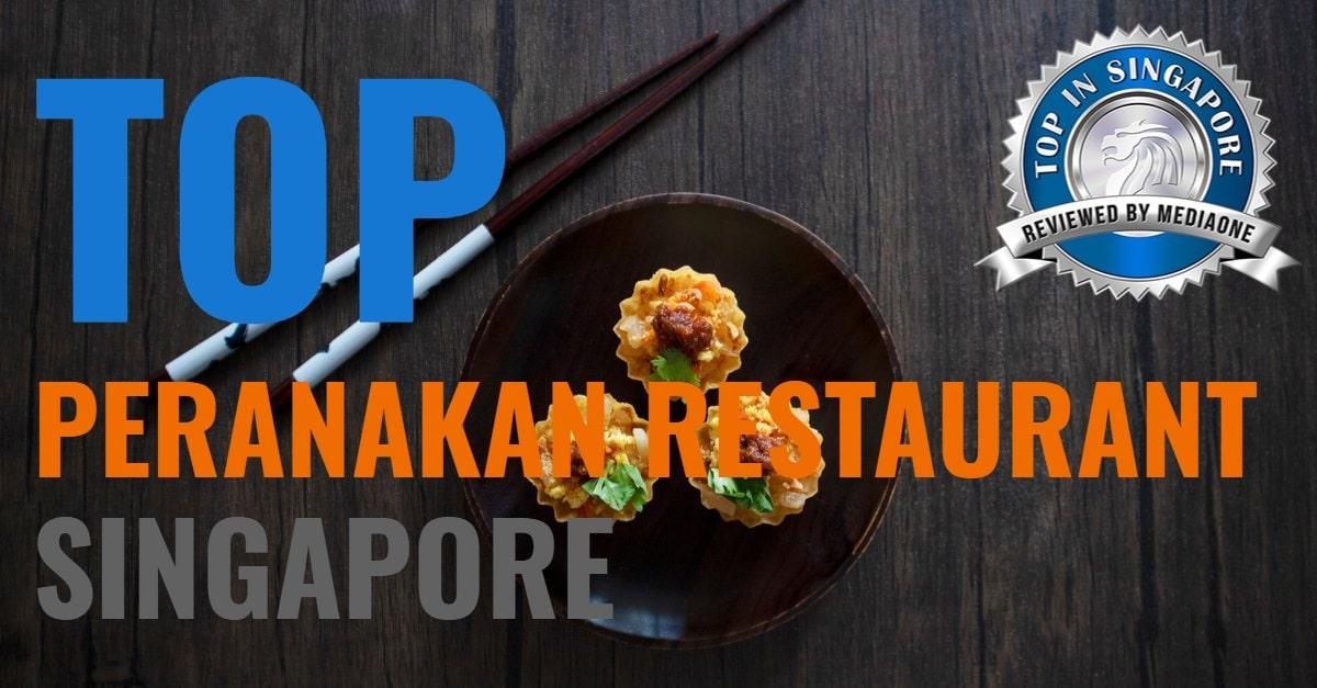 top peranakan restaurants singapore
