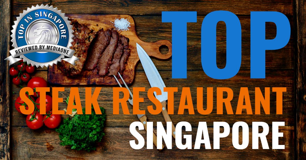 top steak restaurants in singapore