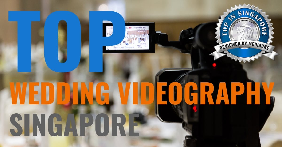 top wedding videography in singapore