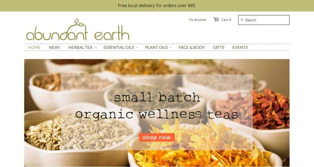 Abundant Earth Top Aromatherapy Retailers in Singapore