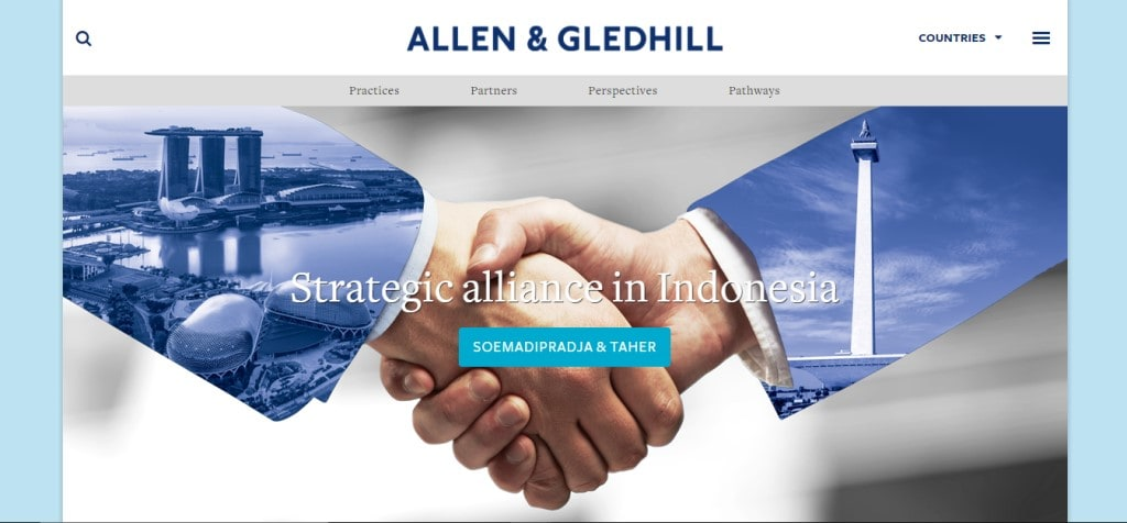 Allen&Gledhill Top Law Firms in Singapore
