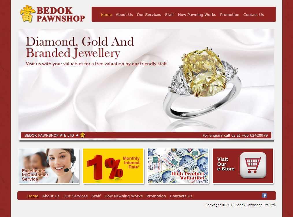 Bedok Pawnshop Top Pawn Shops in Singapore